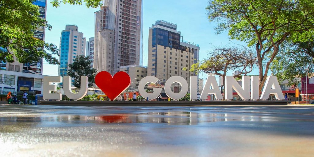 Goiania Capital do Turismo